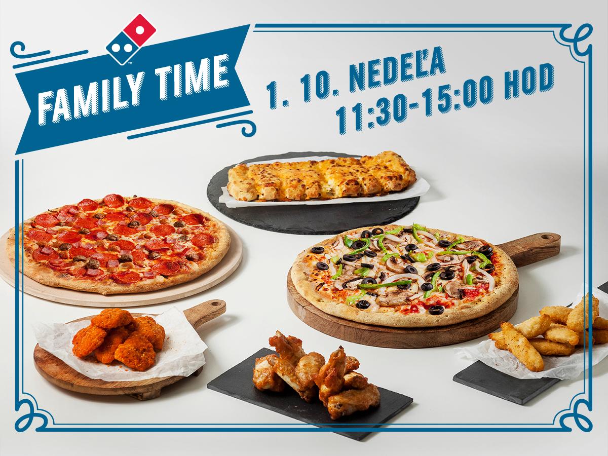 Domino's Pizza - Facebook post