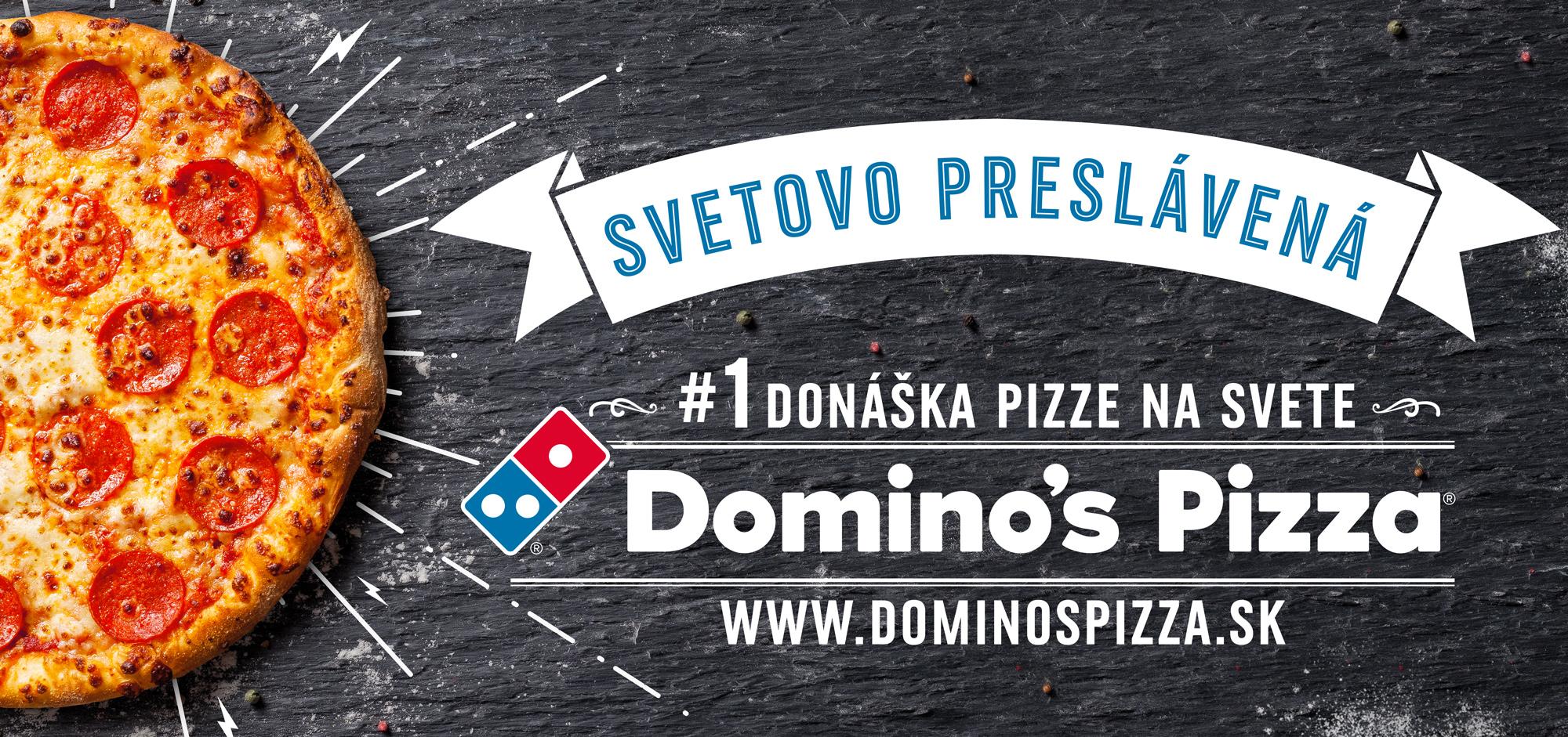 Domino's Pizza - FB cover