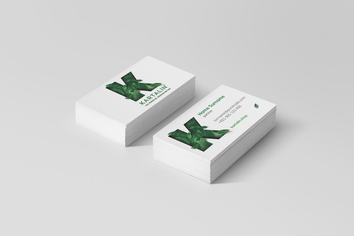 Kartalin business cards