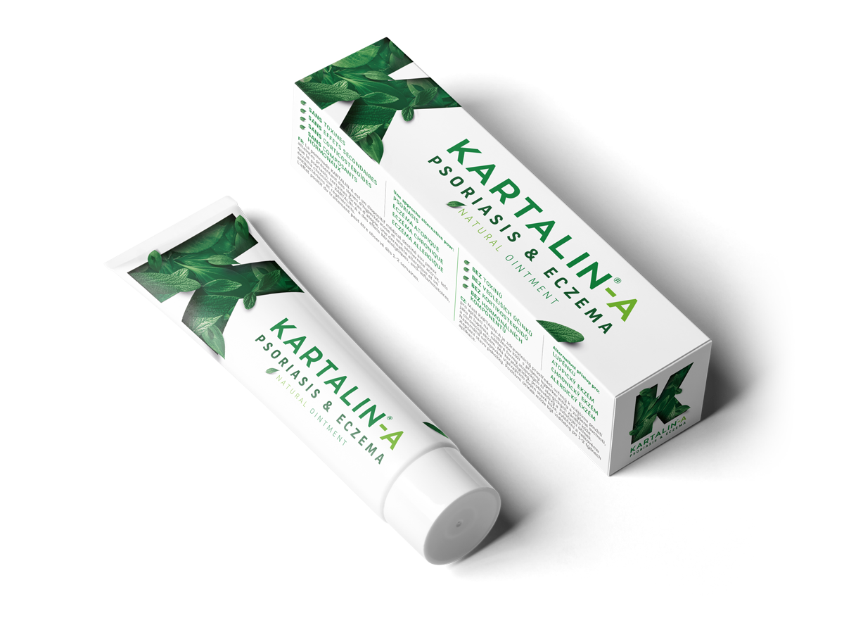 Packages of Kartalin products